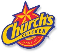 Churchs chicken original thigh