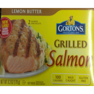 Calories in Pink Salmon Fillets from Sea Queen