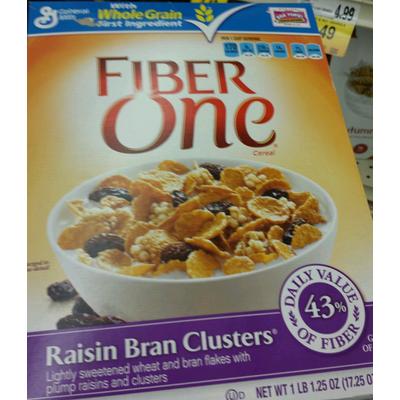 Raisin fiber