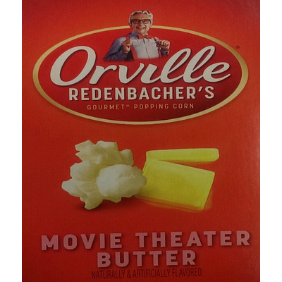 Cups Pop Secret Movie Theater Butter