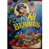 Oops All Berries Nutrition Facts : Berries are low in calories and extremely nutritious.