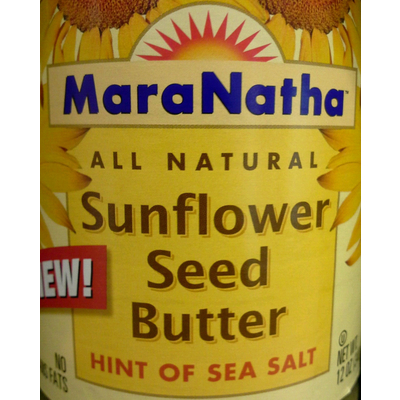 Sunflower Seed Butter image