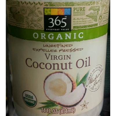 Better Body Foods Coconut Oil Naturally Refined