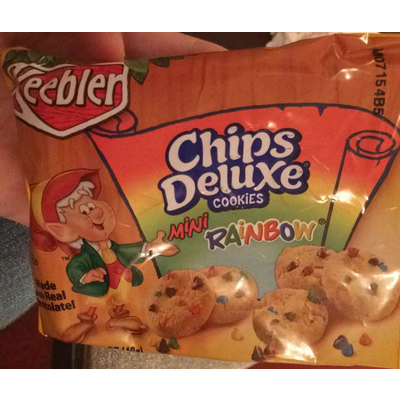 search results for keebler chips deluxe rainbow cookies cheez it