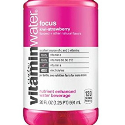 Vitaminwater, Focus, Kiwi-Strawberry