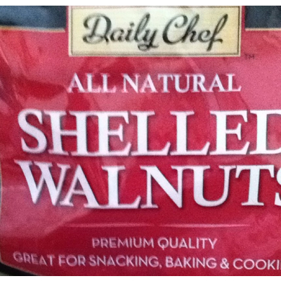 Calories in Nuts, walnuts, english - 1 walnut half from USDA