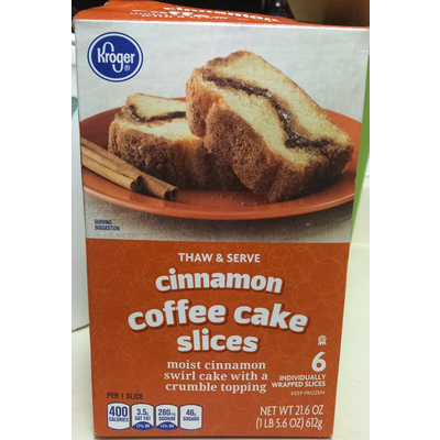 Top 50 Most Popular Coffee Cake