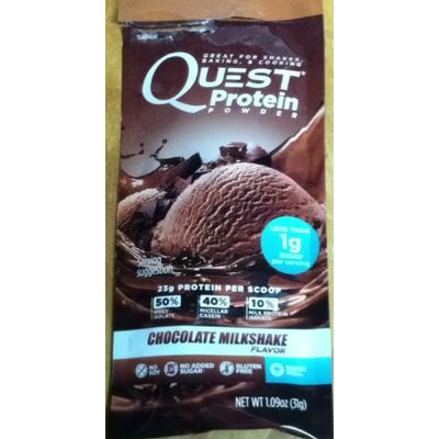 Protein Powder, Chocolate Milkshake