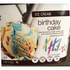 Ice Cream Birthday Cake Food Lion