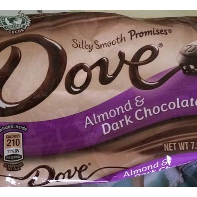 Search Results For Dove Chocolate Dove Almond Dark Chocolate Silky