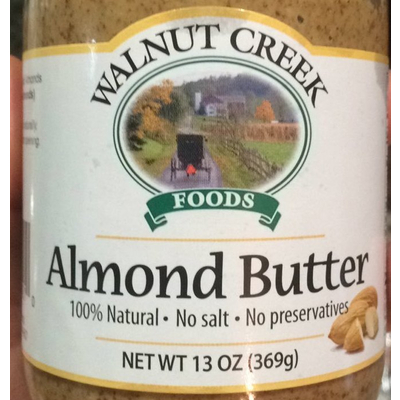 Almond Butter image