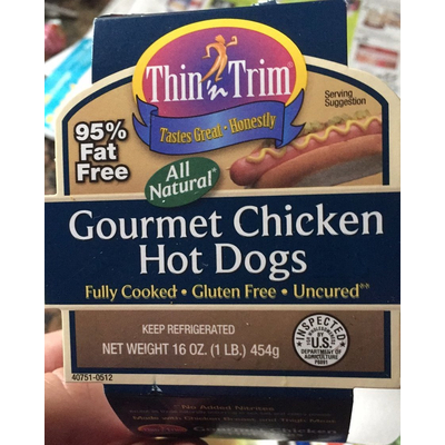 Tofurky Hot Dogs Calories