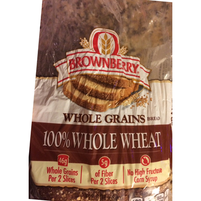Whole Grains Bread