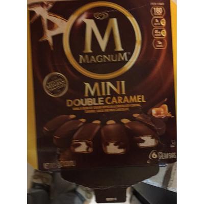 Ice Cream Bar Mini Double Caramel