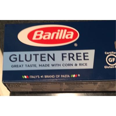 Gluten Free Spaghetti. Barilla