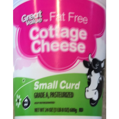 Stupendous Calories In Fat Free Cottage Cheese Small Curd From Great Value Home Remodeling Inspirations Cosmcuboardxyz