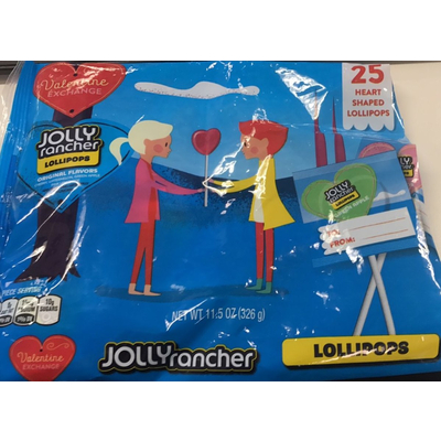 Search Results For Jolly Rancher Jolly Beans Valentine