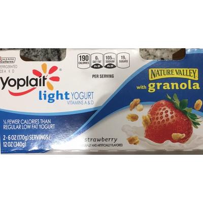 Light Yogurt, Strawberry