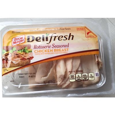 Search Results For Oscar Mayer Deli Fresh Rotisserie Seasoned