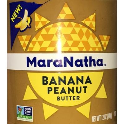 Banana Peanut Butter image