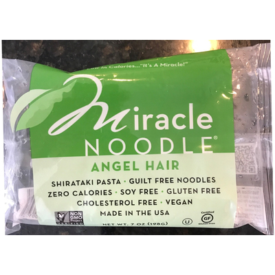 Search Results For Miracle Noodle Angel Hair Pasta