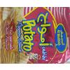 Calories in Potato Ripples Crunch, Chilli Flavour from Al