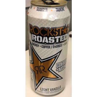 Search Results For Rockstar Coffee Energy Light Vanilla